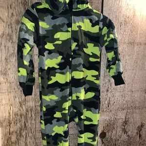 Boys onesie pajama
